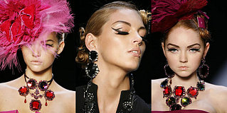 The Look for Less: Dior Fall 2007 Runway Jewelry