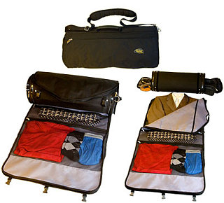 Simply Fab: SkyRoll Roll-Up Garment Bag