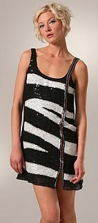 Foley for Foley + Corinna Zebra Tank Dress: Love It or Hate It?