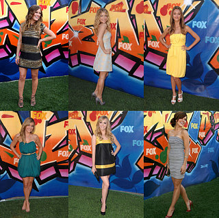 Teen Choice Awards: Best Dressed!
