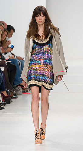 London Fashion Week, Spring 2008: Matthew Williamson