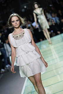 Milan Fashion Week, Spring 2008: Alberta Ferretti