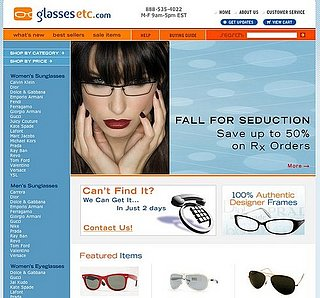 Fab Site: GlassesEtc.com