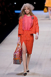 Paris Fashion Week, Spring 2008: Louis Vuitton