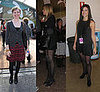 LA Fashion Week Trend Alert: Black Tights