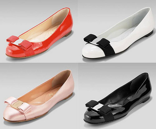 On Our Radar: Ferragamo Varina Ballet Flats