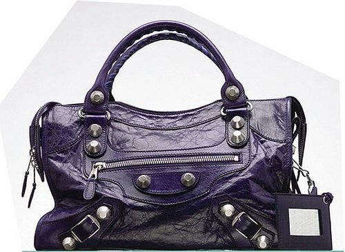 The Look For Less: Balenciaga Giant City Bag