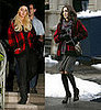 Who Wore It Better? Alexander Wang Buffalo Plaid Cardigan