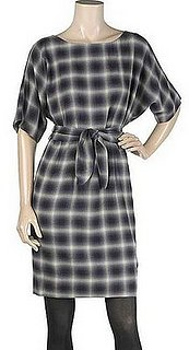 The Look For Less: 3.1 Phillip Lim Plaid Blouson Dress
