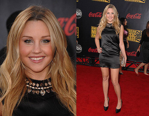 2007 American Music Awards: Amanda Bynes