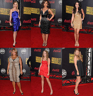 2007 American Music Awards: Best Dressed