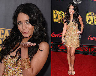 2007 American Music Awards: Vanessa Hudgens