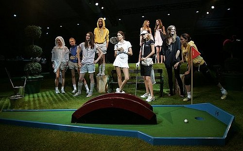 Stella McCartney Adds Golf to Adidas Line