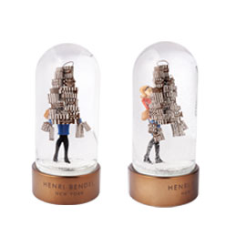 Simply Fab: Henri Bendel Fashion-Forward Snowglobe