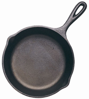 Do You Use Cast-Iron Pots and Pans?