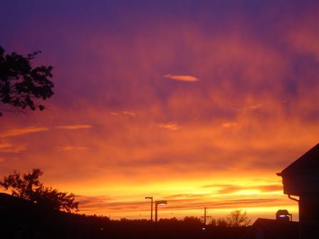 Breath-taking Sunset