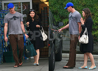Chris and Ginnifer Curb Their Own Enthusiasm