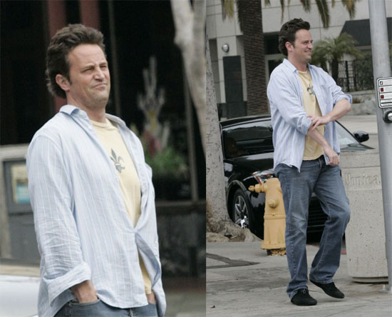 Good News For Matthew Perry and Studio 60 Fans