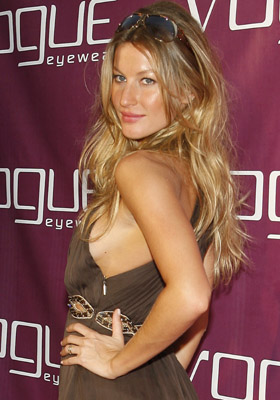 Sugar Bits - Gisele Leaving Victoria's Secret
