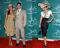 Celebs Show Off Their Derbys In Kentucky