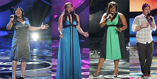 American Idol Season 6 The Final Four