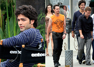 Entourage Boys Gear Up For Season 4!