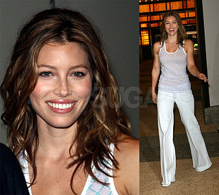 Jessica Biel's Still Laughing