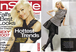 Gwen Gets More Serious About Her Passion For Fashion