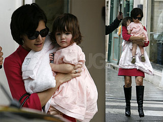 When in France, Katie & Suri Do As The French Do