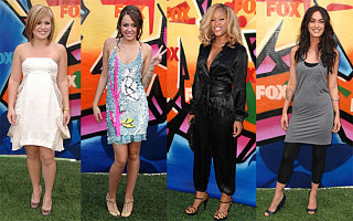 Worst Dressed At The Teen Choice Awards?
