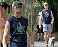 NPH Suits Up For A Power Walk AND Mandy on HIMYM, High Five!