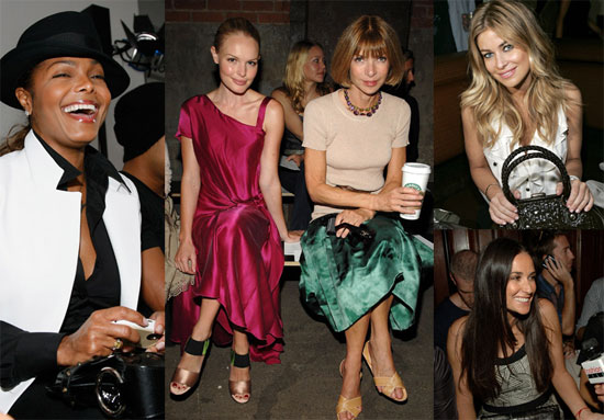 Fashion Week Weekend Round Up