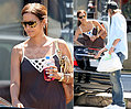 Halle And Gabriel Are Hot Parents-To-Be