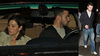 Justin and Jessica's Rainy Date Night