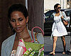 Halle Berry Keeps Cool In The Hot LA Sun