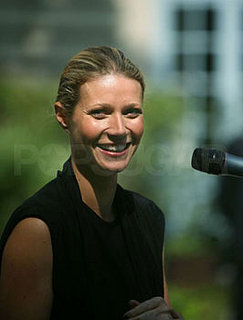 Gwyneth's Tasty Stint In Spain