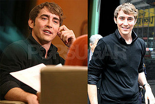 Meet Lee Pace. Lee Pace is Delightful!