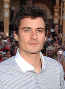Orlando Bloom in Car Crash