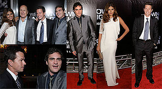 Eva, Joaquin & Mark Own the Night in NYC