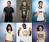 Who Looks Best in Their Favorite T-shirt?