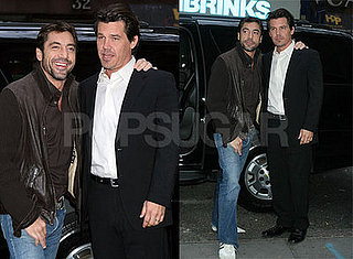 Javier Bardem and Josh Brolin Stop By The Today Show