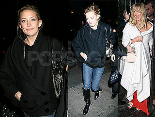 Kate and Goldie's Very Waverly Evening Out