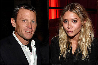 Lance Armstrong Denies Dating Ashley Olsen