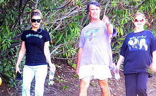 Fergie's Family Keeps in Shape Together