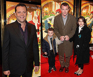 Vince Vaughn at the Fred Claus Premiere in London