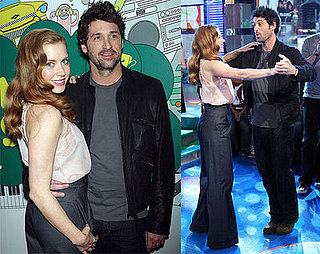 Patrick Dempsey and Amy Adams on TRL and at the NYC Premiere of Enchanted