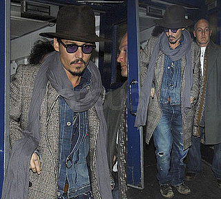 Johnny Depp Always Entertains Us