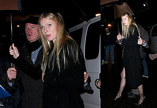 Gwyneth Paltrow Keeps Dry