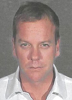 Kiefer Sutherland in Jail