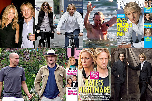 2007 Shocking Headlines: Owen Wilson's Suicide Attempt
